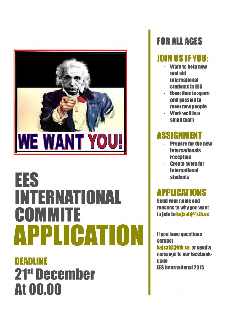 EES international commite15
