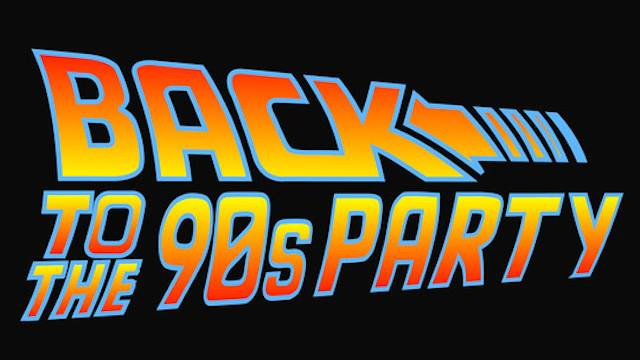 the 90's party