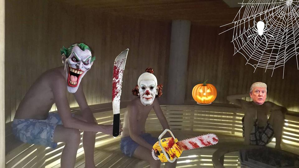 Halloweenbastu