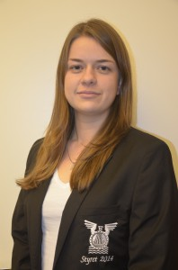 Ulrika Karlson, Sekreterare 2014