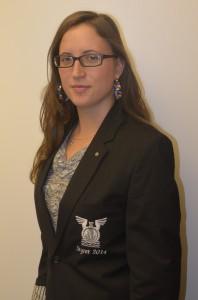 Sofia Bergström, Supraledare tillika Ordförande 2014