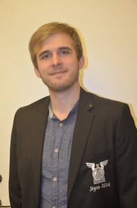 Håkan Persson Gode, Halvledare tillika Vice Ordförande 2014