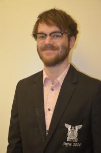 Ludvig Aarflot, Kontaktor tillika Ambassadeur 2014